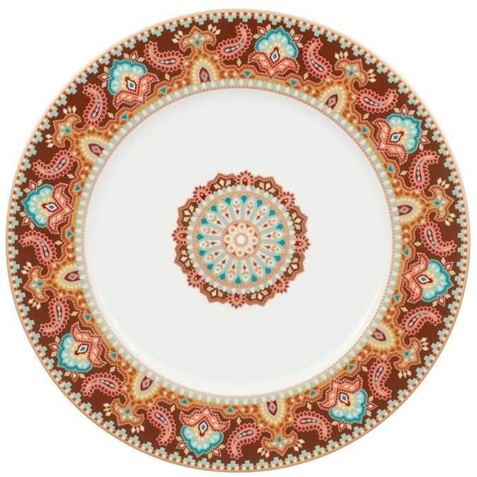 Samarkand Jewel Buffet Plate (30cm)