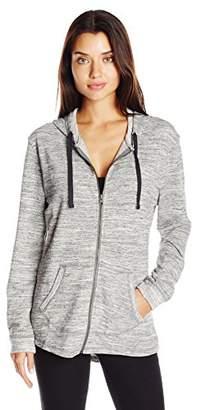 Hanes Women's French Terry Full-Zip Hoodie Sweatshirt