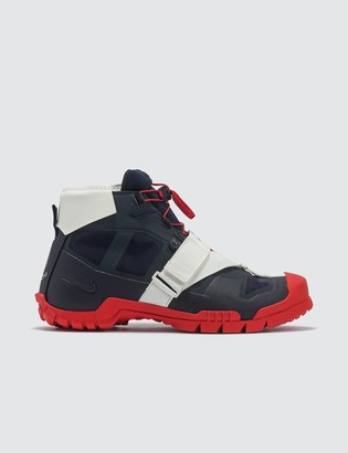 Nike SFB Mountain x Undercover Dark Obsidian/University Red Boot