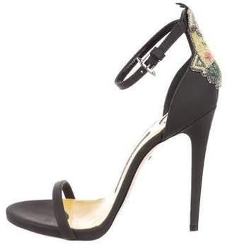 Ruthie Davis Minions Ankle Strap Sandals
