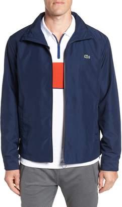 Lacoste Taffeta Zip Jacket