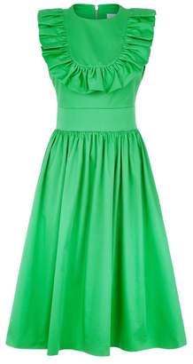 Ted Baker Awrah Ruffle Trim Dress