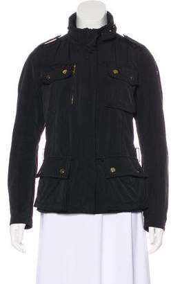 Moncler Lightweight Zip-Up Jacket