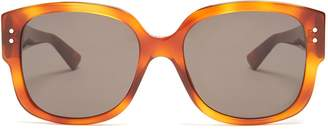 Christian Dior Lady Diorstuds acetate sunglasses