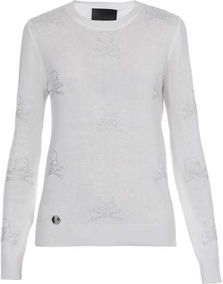 Philipp Plein Cashmere Sweater