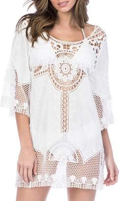 LaBlanca La Blanca Zen Oasis Cover-Up Tunic