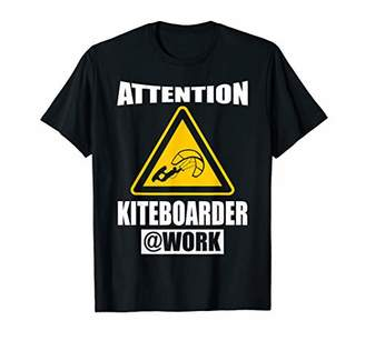 Kiteboarder Kite Kiteboarding Kitesurfer Surfing Surfer T-Shirt