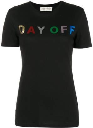 DAY Birger et Mikkelsen Être Cécile Off T-shirt