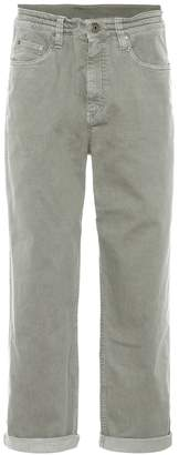 Brunello Cucinelli The Drawstring boyfriend jeans
