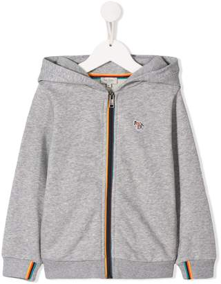 Paul Smith knitted cotton hoodie