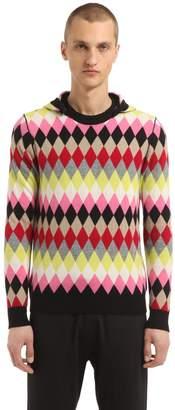 Annapurna Cashmere Sweater W/ Detachable Hood