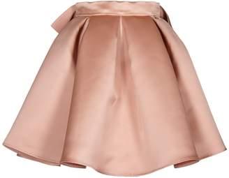 Elisabetta Franchi Celyn B. Celyn B Ribbon Mini Skirt