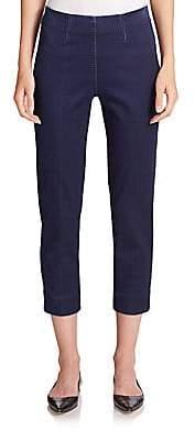 Piazza Sempione Women's Cropped Denim Pants