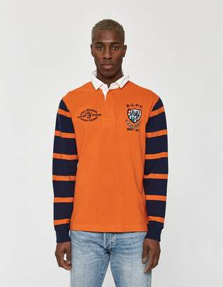 Polo Ralph Lauren Multi Color Rugby Shirt