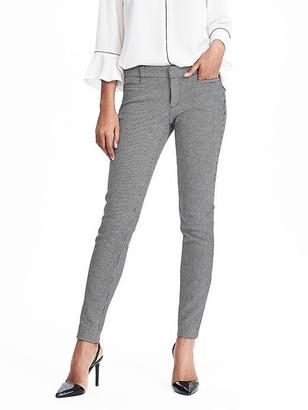 Sloan-Fit Houndstooth Pant $98 thestylecure.com