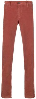 Jacob Cohen Bobby corduroy straight-leg trousers
