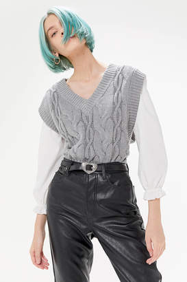 Urban Outfitters Ollie Oversized Sweater Vest