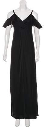 A.L.C. Off-The-Shoulder Maxi Dress w/ Tags