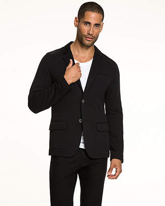 Le Château French Terry Slim Fit Blazer