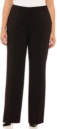 Liz Claiborne Sophie Secretly Slender Trouser - Plus