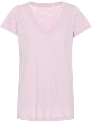 Velvet Jilian cotton T-shirt