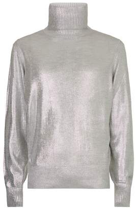 Tom Ford Metallic Turtleneck Sweater