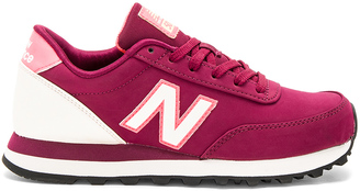 New Balance Classic Running Sneaker $70 thestylecure.com