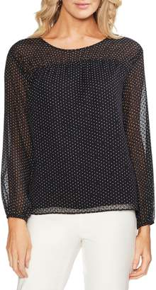 Vince Camuto Dot Top