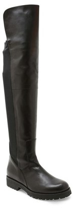 Andre Assous André Assous 'Milan' Waterproof Leather Over the Knee Boot (Women) $364.95 thestylecure.com