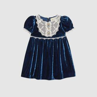 Gucci Baby velvet dress