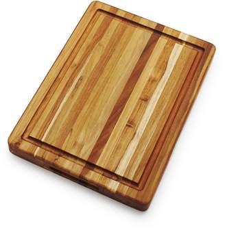 Sur La Table Teakhaus Edge Grain Reversible Cutting Board