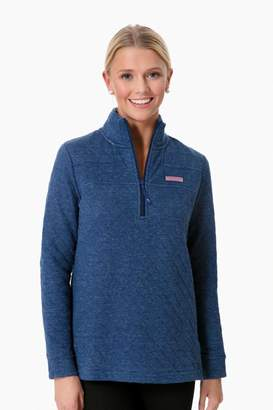 Vineyard Vines Deep Bay Quilted Shep Shirt