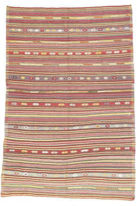 Momeni Turkish Kilim Hand-Woven Rug