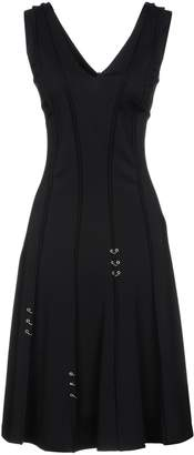 Space Style Concept Knee-length dresses
