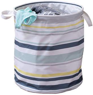 Honey-Can-Do Kids Collection Multi-Stripe Hamper