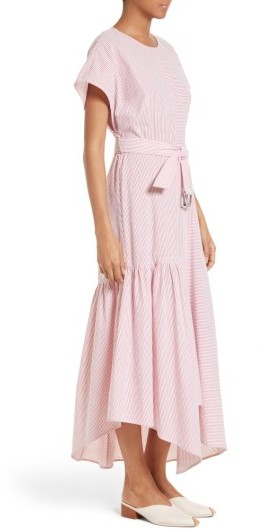 Women's Rachel Comey Steady Seersucker Maxi Dress 5