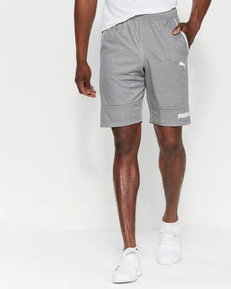 Puma Logo Basketball Shorts
