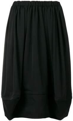 Comme des Garcons flared full skirt
