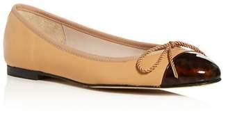 Paul Mayer Women's Love Cap-Toe Ballet Flats