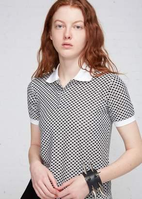 Junya Watanabe Short Sleeve Polo