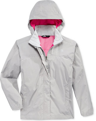 The North Face Resolve Reflective Jacket, Little Girls (2-6X) & Big Girls (7-16) $65 thestylecure.com