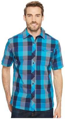 Smartwool Everyday Exploration Retro Plaid Short Sleeve Shirt Men's Clothing