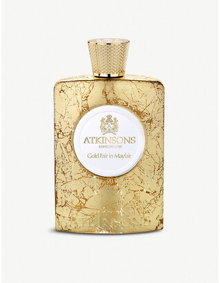 Atkinsons Gold Fair in Mayfair Eau de Parfume 100ml