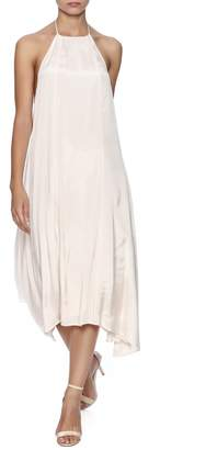 Chan Luu Shantoon Halter Dress