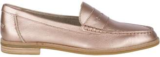 Sperry Women's Seaport Leather Penny Loafers