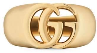 Gucci GG Running Chevalier ring