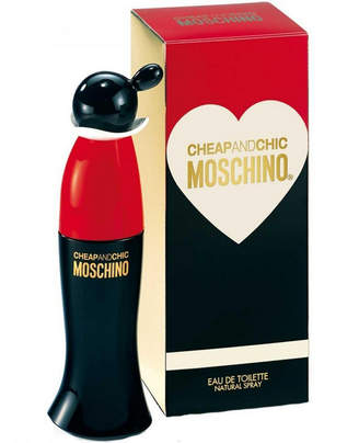 Moschino Women's 3.4Oz Cheap & Chic Eau De Toilette Spray