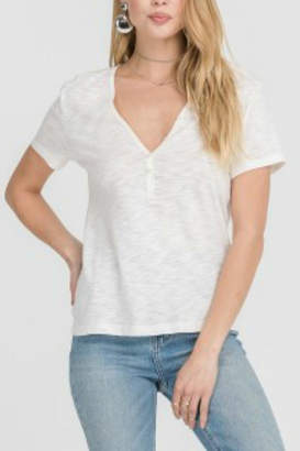 Lush Short Sleeve Top