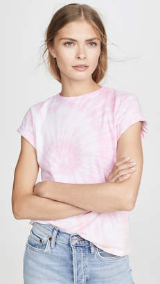 RE/DONE Classic Tie Dye Tee