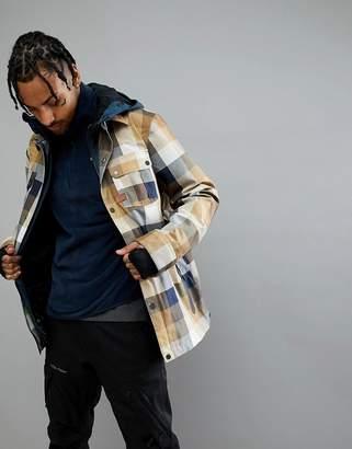 Volcom Snow Creedle2stone Jacket With Micro Fleece Lining
